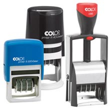 Date & Numbering Self Inking Stamps