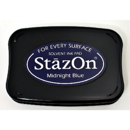 staz on midnight blue
